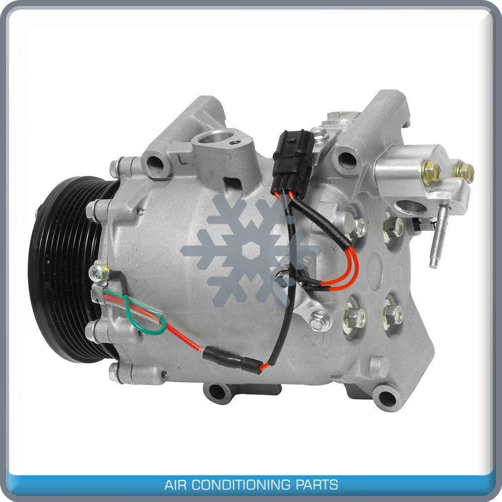 New A/C Compressor For Acura TSX 2.4L 2009-14